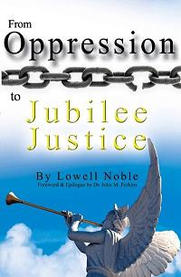 From Oppression to Jubilee Justice cover